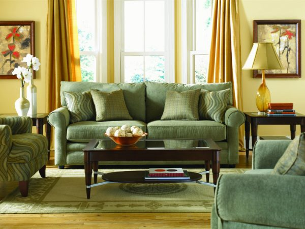 Comfy Sofa and Loveseat 36300-1671