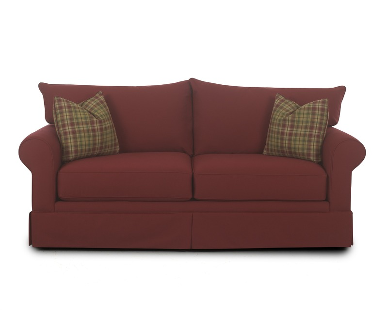 Klaussner Furniture Jenny Sofa And Loveseat 1670