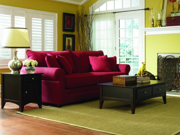 Comfy Sofa and Loveseat 36300-1678