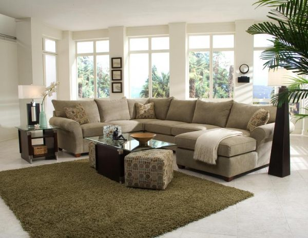 Fletcher Sectional 36600 -2420