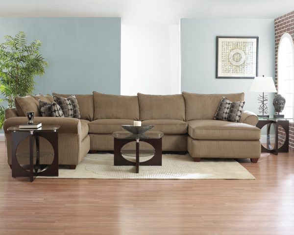 Fletcher Sectional 36600 -2416