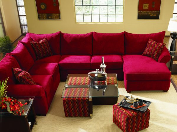 Fletcher Sofa and Lovesesat 36600 -1770