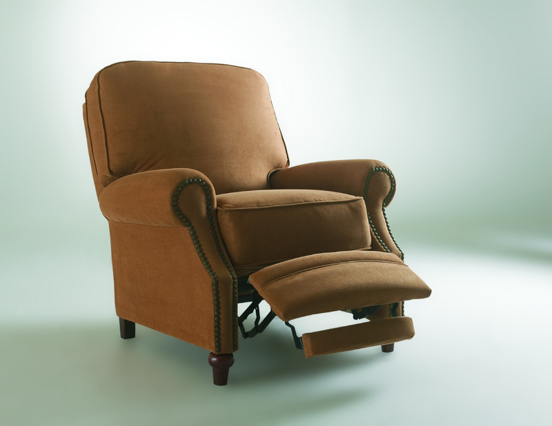 Klaussner Furniture Delilah Leather Reclining Chair 52608