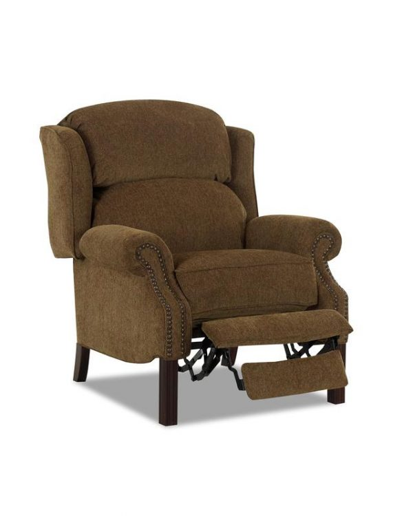 Greenbrier Reclining Leather Chair 58208-0