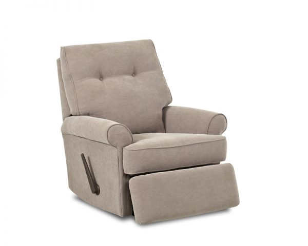 Clearwater Leather Reclining Chair 63503-3083
