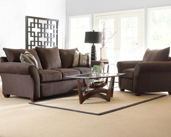 Fletcher Sofa and Lovesesat 36600 -1758