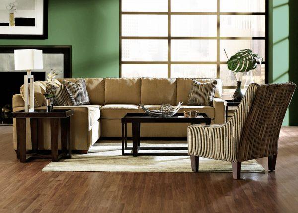 Selection Leather Sleeper 50000-2870