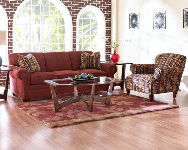 Fusion Sofa and Loveseat K60000 -1791