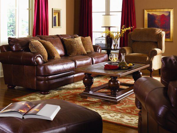 Montezuma Leather Collection 43800-2713