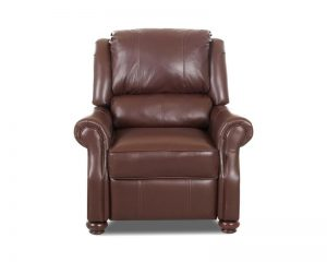 Julia Leather Reclining Chair 53608 -0
