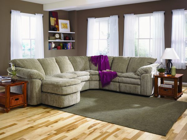 Legacy Reclining Sectional 2700-3693