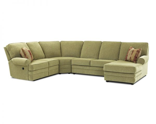 Belleview Reclining Sectional 21303 -3825
