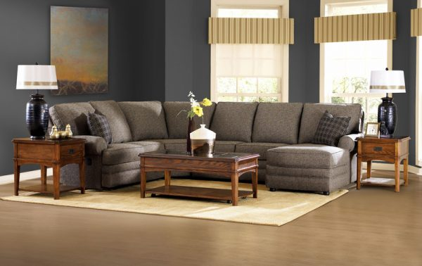 Belleview Reclining Sectional 21303 -3829
