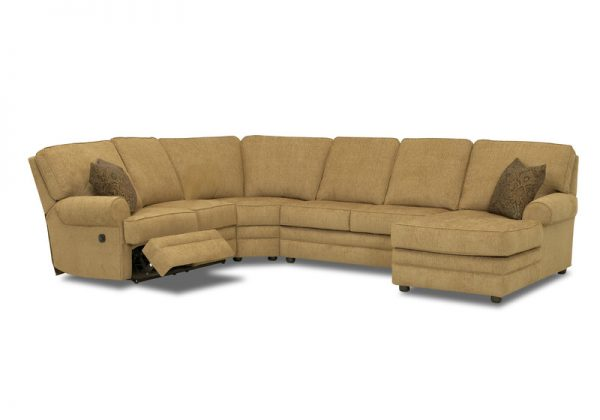 Belleview Reclining Sectional 21303 -3826