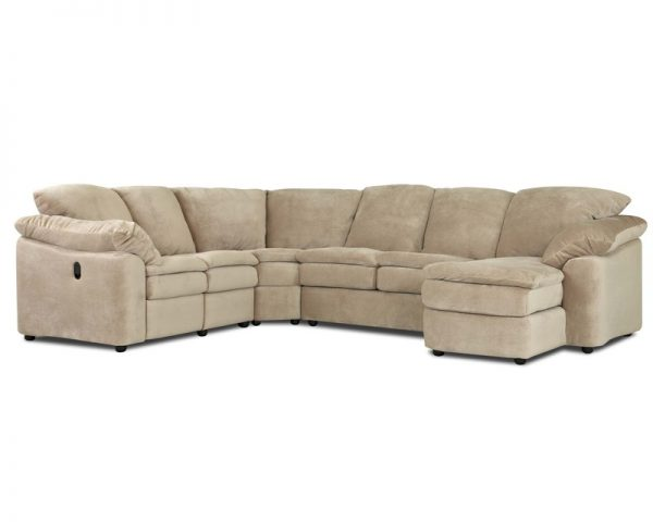 Legacy Reclining Sectional 2700-3703