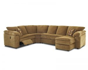 Legacy Reclining Sectional 2700-0