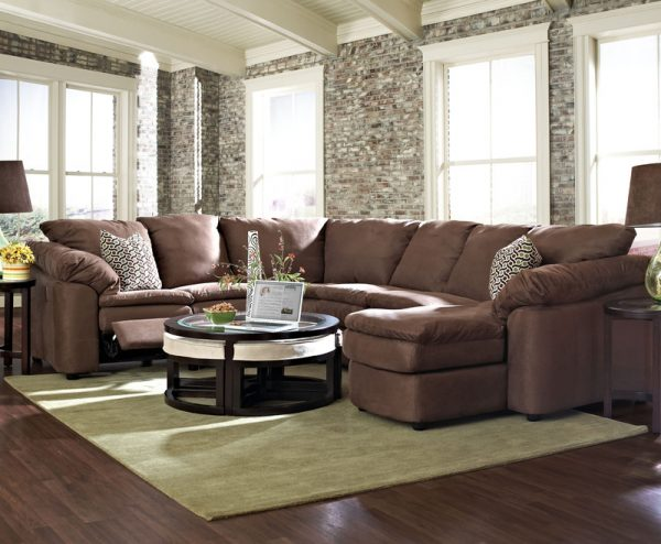 Legacy Reclining Sectional 2700-3694