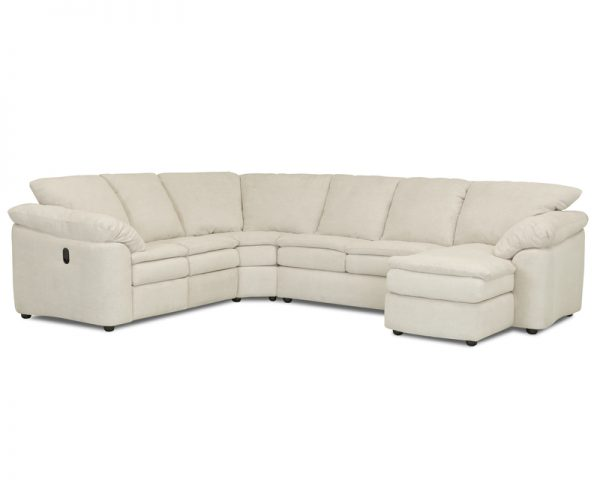 Legacy Reclining Sectional 2700-3702