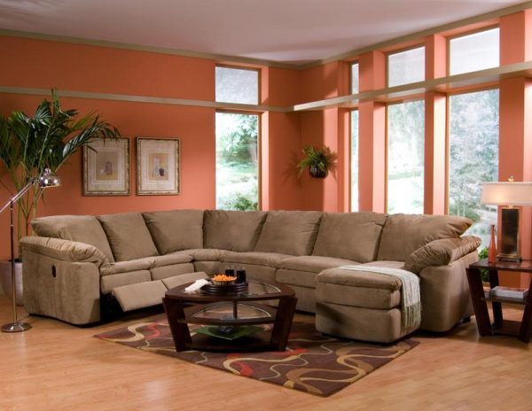 Legacy Reclining Sectional 2700-3698