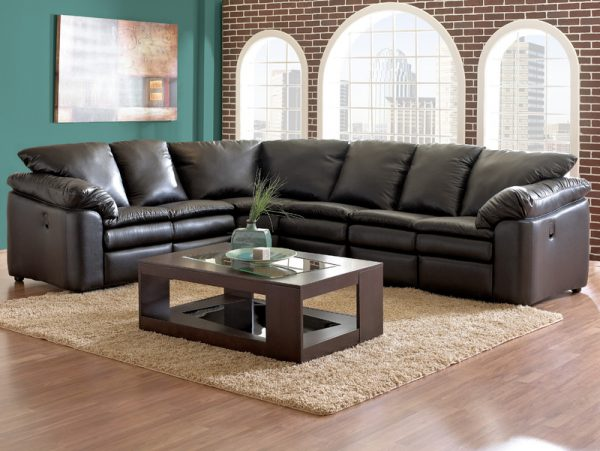 Legacy Reclining Sectional 2700-3699