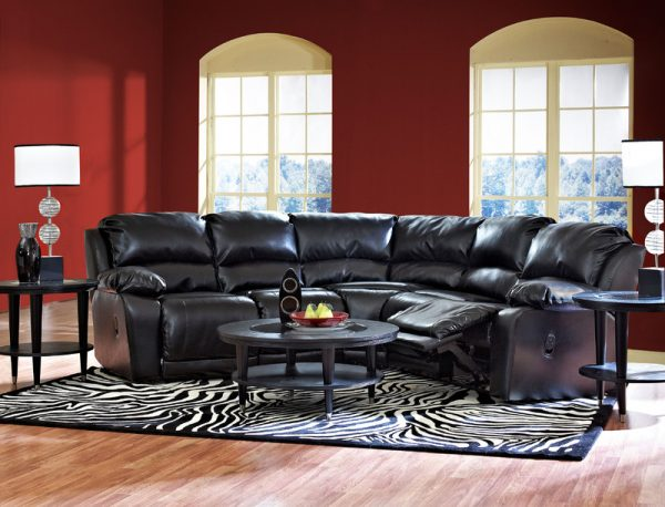 Charmed Reclining Sectional 30603-3636
