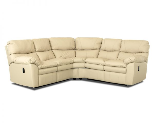Sanders Leather Reclining Sofa M14703-3549