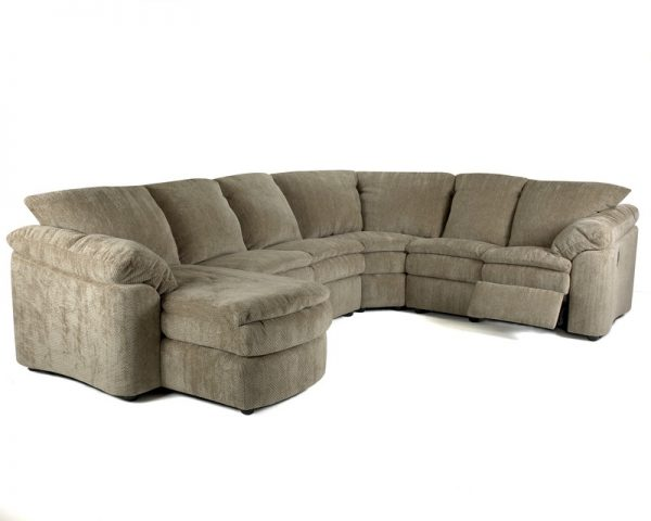 Legacy Reclining Sectional 2700-3695