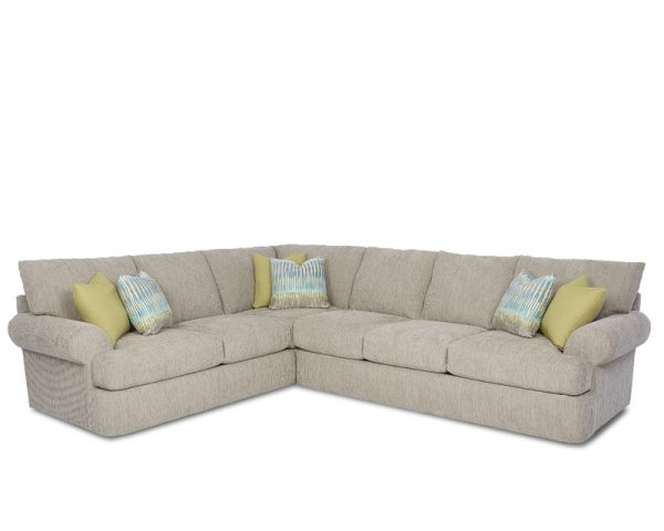 Klaussner Sectional Cora K41200