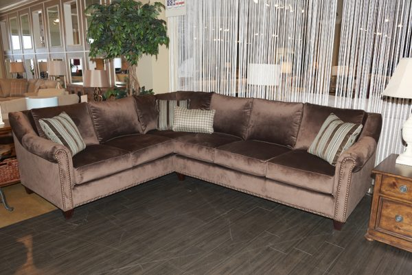 Klaussner Langley K68310 Sectional