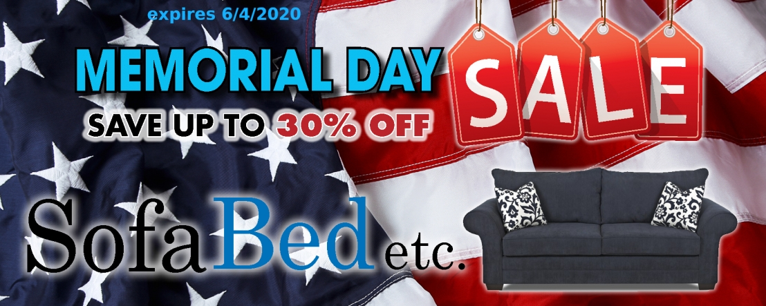 SofaBed memDay 2020
